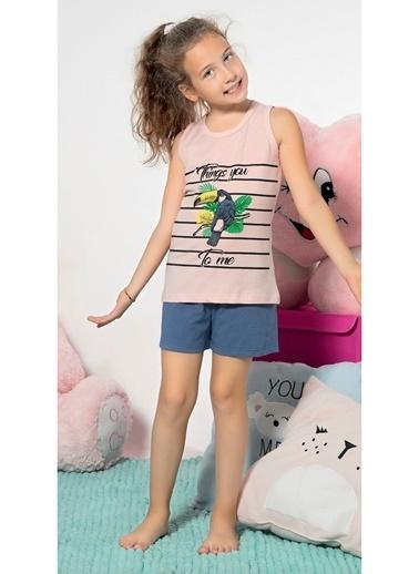 Piaff Pijama Takım Renkli